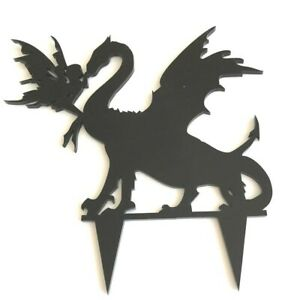 Fairy Dragon Cake Toppers, Various Colours, Sizes & Personalised Options