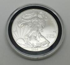 2008 EAGLE SILVER 1 OZ .999 ONE DOLLAR COIN