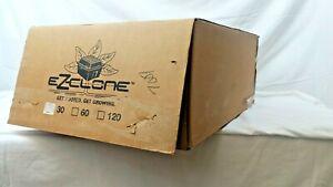EZ-Clone Aeroponic Plant Cloning 64 Low Pro System, HDPE Plastic