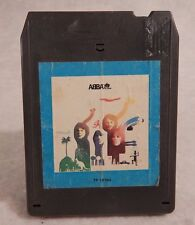 """ABBA 8-Track """"The Album"""" TP 19164 Self Titled 1977 The Name Of The Game"""