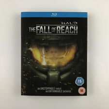 Halo: The Fall Of Reach (Blu-ray, 2015) s *New & Sealed*
