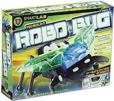 SmartLab Toys You-Build-It Robo-Bug , New, Free Shipping