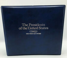 Presidents of the United States First Day Covers actual stamps (M1)