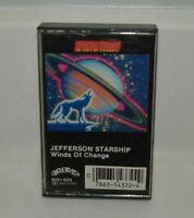 1982 Vintage Jefferson Starship The Winds of Change Cassette Tape GRUNT Rare