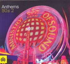 Ministry of Sound: 90s Anthems 2  (3CD) NEW