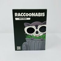 Youtooz Raccoonabis #87 Limited Edition 4/20 Vinyl Figure NEW Fast Free Ship