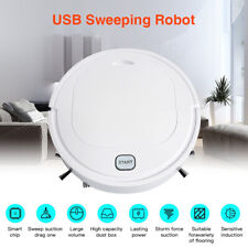 Smart Sweeping Robot Vacuum Cleaner Floor Dust Edge Dry Wet USB Charging Robotic