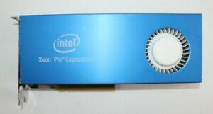 Intel Xeon Phi  1.238GHz 16G 61C Coprocessor 7120A