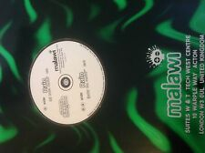 "Baby Fox- Rain 12"" Vinyl DJ Krust & Baby Fox Remix Drum and Bass Malawi Recs 97"