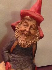 "1984 Tom Clark Gnome ""Skibo"" Figurine - #62"