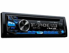 JVC KD-RD88BT Single-Din Car CD Receiver Bluetooth Stereo USB/AUX/Pandora/iPhone