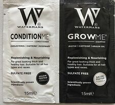 Watermans Shampoo and Conditioner Sample  - Watermans Tester pack