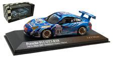 Minichamps Porsche 911 GT3 RSR #81 'Racer's Group' Le Mans 2004 - 1/43 Scale