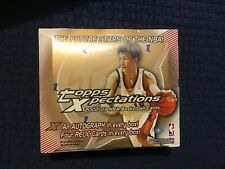 2002-03 Topps Xpectations NBA sealed box