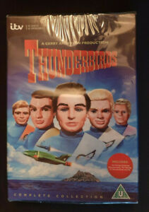Thunderbirds - The Complete Collection - DVD Set - New and Sealed