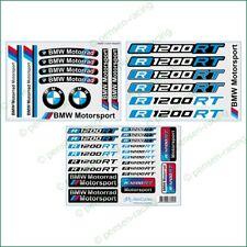 BMW R1200RT Motorrad Motorsport Laminated Decals Stickers Kit