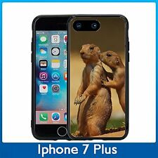 Prairie Dog Friends For Iphone 7 Plus & Iphone 8 Plus (5.5) Case Cover