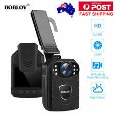 Boblov PD50 1296P 32GB Body Worn Mounted Camera