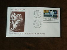 United States Space Postal Stamps