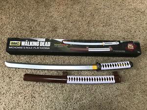 The Walking Dead Michonne Role-Play Katana AMC Prop Halloween - Plastic Toy