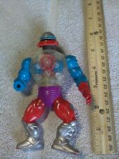 Vintage 1984 Masters Of The Universe Action Figure Roboto , He-Man