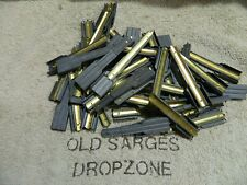 Usgi M1 Carbine Stripper Clips- Old Style- 50 Ct. Seconds