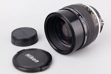 Nikon Nikkor Ai-S 105mm f/1.8 f1.8 Ais Manual Focus Portrait Lens, For Nikon F