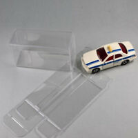 Suit 1/64 Model Car Plastic Display Box For Matchbox Hot/Wheels TOMICA