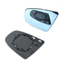 One Pair 2xWing Side mirror glass 4 Pin Heated FOR BMW X5 E70 X6 E71 51167174981