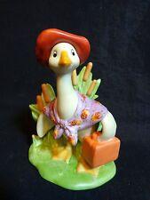 Hallmark Figurine Storybook Friends Gracie Goose Crayola