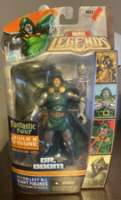 Marvel Legends Fantastic Four Series Dr. Doom Ronan BAF  Unmasked Variant