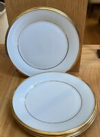 "Lenox ETERNAL 6 3/8"" Bread Plates Set(s) of 4"