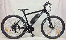 48v750w High Performance X-Trail Mid Drive Electric Bike 48v11.6ah Panasonic
