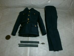 Alert Line RAF pilot Jacket and trousers 1/6th scale toy accessory