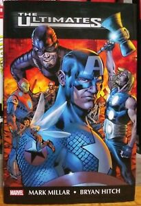 The Ultimates By Mark Millar & Bryan Hitch Omnibus HC OOP, Marvel Comics