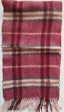 -Authentique    Echarpe LANCETTI  70%cachemire  30% laine TBEG  vintage Scarf