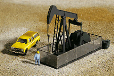 "Oil Pump, Walking Beam, Horsehead ""Pumpjack"" Kit - N Scale"