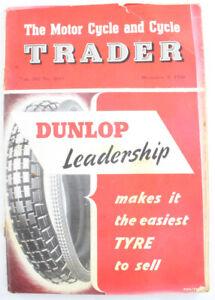The Motor Cycle & Cycle Trader - Vol 202 No 2665 - December 1st 1950