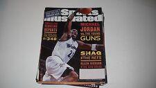 Michael Jordan & Wizards - 10/29/2001 -Sports illustrated