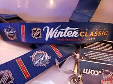 Washington Capitals Stanley Cup Champions Winter Classic Lanyard & Lapel Pin
