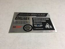 Ridge Racers NOT FOR SALE promo stickers PSP PlayStation Portable Japan NAMCO