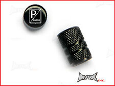 VESPA PIAGGIO Set Of 2 Lasered Logo Tire Valve Caps