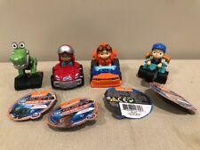 Rusty Rivets Complete set of 4 Cars Botasaur Ruby Rusty Liam NEW!