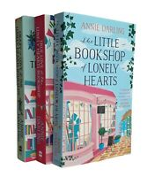 Annie Darling 3 Books Little Bookshop of Lonely Hearts Series Romance Funny New
