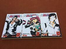 Bleach Vol. 50 ; 51; 52 Manga NEW
