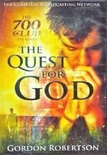 The 700 Club Presents: The Quest For God (DVD, 2011) Usually ships in 12 hours!!