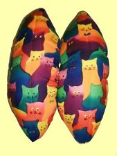 Sm/Med Cats Puffy Skate Blade Covers / Soakers - Super Absorbent