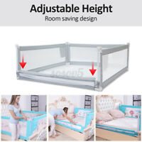 New Safety Cot/Bed Rail Guard Bedguard Protection for Baby Infant Toddler Kids