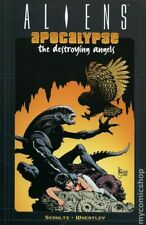 Aliens Apocalypse The Destroying Angels TPB #1-1ST VF 1999 Stock Image