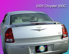 PAINTED TO MATCH CHRYSLER 300 CUSTOM STYLE II SPOILER 2005-2007